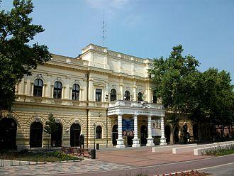 Békéscsaba - Mór Jókai Theatre