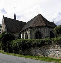 Bérou-la-Mulotière (28) Église 04.JPG