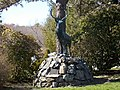 B.P.O. Elks Rest Monument - Evergreen Cemetery.JPG