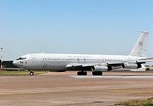 Un 707 della RAAF all'Air Tattoo del 2006