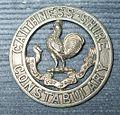 BADGE - Scotland - Caithness-shire Constabulary collar badge (2300719992).jpg