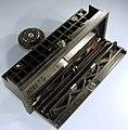 "BASF 6108 - 5 ¼"" Floppy Disk Drive - Front Door Assembly.jpg"