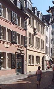 Beethoven szülőháza