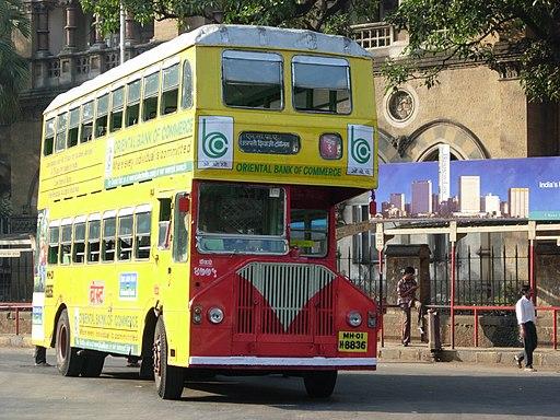 BEST Bus Mumbai