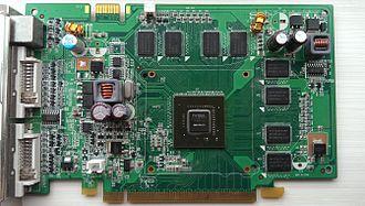 GeForce 9 series - BFG GeForce 9500 GT without heatsink