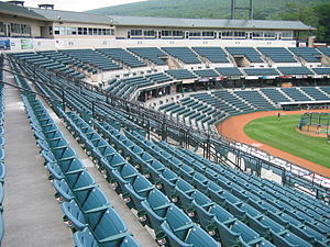 Peoples Natural Gas Field - Image: BP Ballpark INSIDE