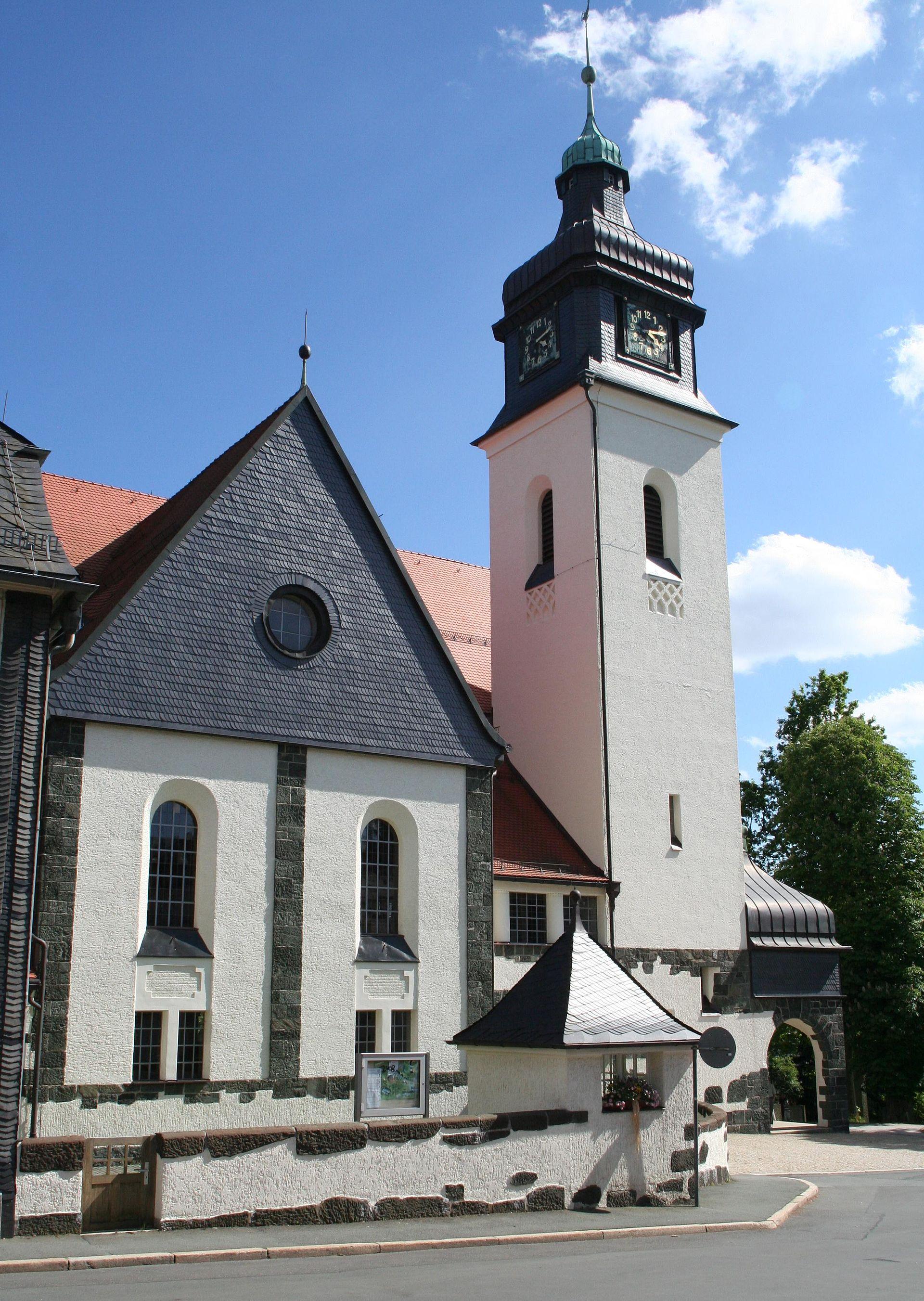 lutherkirche bad steben wikipedia. Black Bedroom Furniture Sets. Home Design Ideas