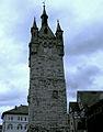 Bad Wimpfen (Kaiserpfalz Wimpfen) -- Der blaue Turm (7954491060).jpg