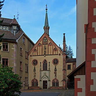 Lichtenthal Abbey - The Prince's Chapel