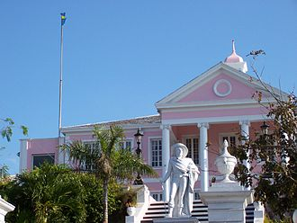 Government Houses of the British Empire and Commonwealth - Government House of The Bahamas
