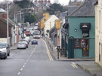 Ballintemple, Cork - Ballintemple village