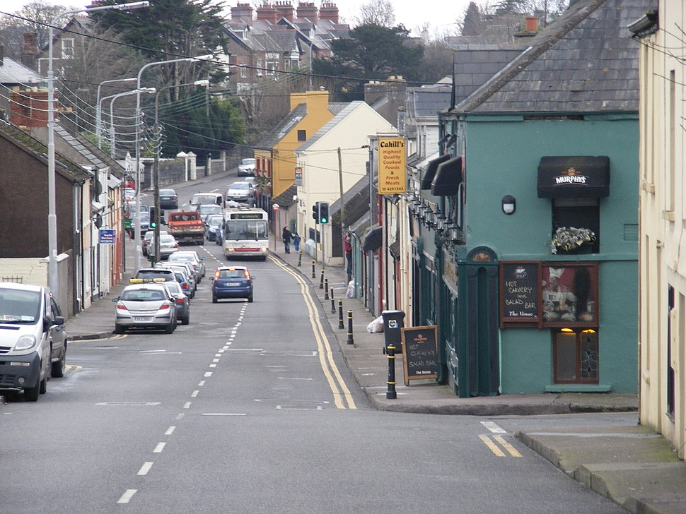 Ballintemple village