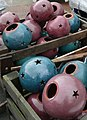 Balls and stars - geograph.org.uk - 661607.jpg