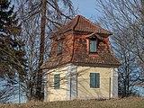 Bamberg Sauersberg Feldhüterhäuschen 2250007.jpg