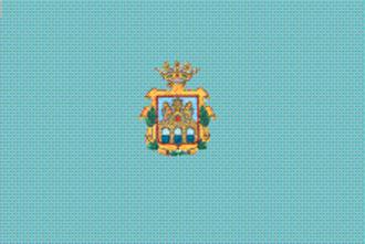 Ribera del Duero (comarca) - Flag of Aranda de Duero