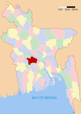 Bangladesh Faridpur District.png