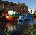 Barges at Grovehill, Beverley - geograph.org.uk - 1039381.jpg