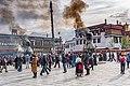 Barkhor Square at Jokhang on 15 May 2019.jpg