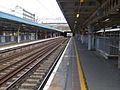 Barking station westbound main line look east2.JPG