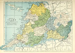 County Clare - Baronies of Clare