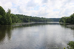 Barton Pond Barton Hillls Michigan.JPG