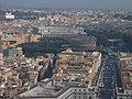 Basílica de San Pedro - Panorámica de Roma 3 - Flickr - dorfun.jpg
