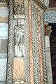 Basilica di Sant'Antonino (Piacenza), portale di marmo (1172) 03.jpg