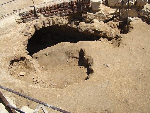 Basilica of The Crypt at Abu Mena (II)