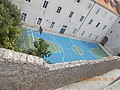 Basketball Court in Dubrovnik Old Town.JPG