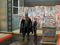 Batman and Catwoman - Movie World.jpg