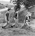Battle of the Land- the work of the Women's Land Army on the British Home Front, 1942 D8815.jpg