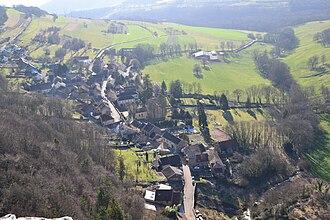 Baulme-la-Roche - View of the commune