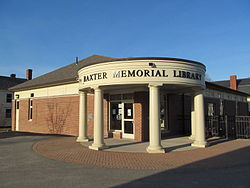 Baxter Memorial Library