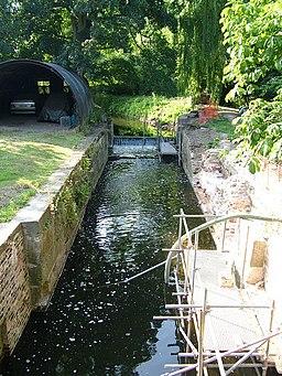 Baylham Lock, River Gipping - geograph.org.uk - 1402033