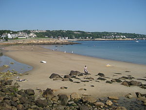 Rockport, Massachusetts - Beach in Rockport