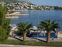 Beach in Stobreč.jpg