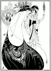 The Peacock Skirt, 1892.