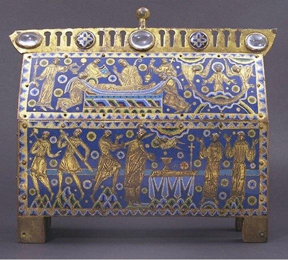 Becket casket
