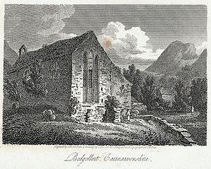 Bedgellert, Caernarvonshire