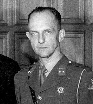 Alexander Fiévez - Alexander Fiévez in 1946