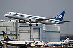 Belavia Embraer E190 EW-400PO (27290622746) (2).jpg