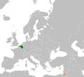 Belgium Israel Locator.png
