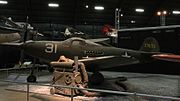 Bell P-39Q National Museum of USAF 20150726.jpg