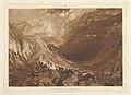 Ben Arthur, Scotland (Liber Studiorum, part XIV, plate 69) MET DP821586.jpg