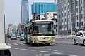 Bengbu Bus No.105 at 3rd.People's Hospital Sta.jpg