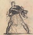 Benjamin Robert Haydon - Study of a Soldier - B1977.14.2622 - Yale Center for British Art.jpg