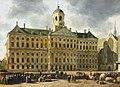 Berckheyde, Gerrit Adriaensz. - Rathaus von Amsterdam - Schwerin.jpg