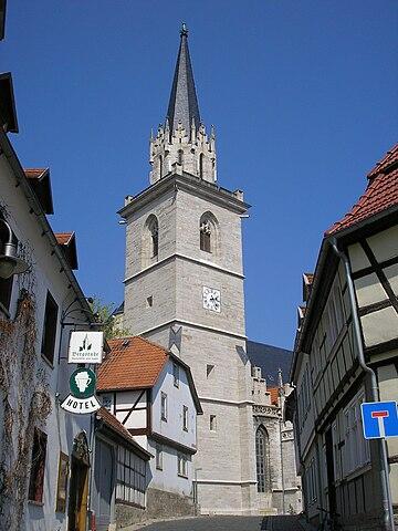 Bad Langensalza Wahrzeichen