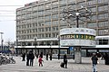 Berlin-Mitte, the world clock on the Alexanderplatz.JPG
