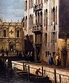 Bernardo Bellotto, il Canaletto - Rio dei Mendicanti with the Scuola di San Marco (detail) - WGA01811.jpg